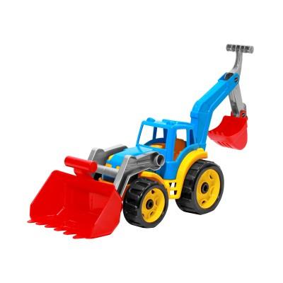 """Игрушка """"Трактор с двумя ковшами ТехноК"""", арт. 3671"""